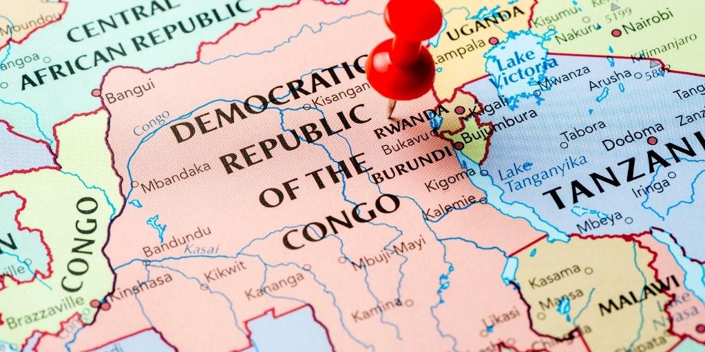 Resolutie: Seksueel geweld Congo